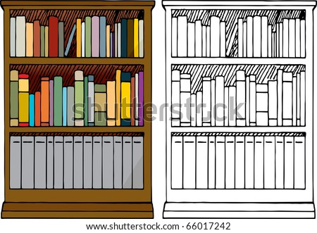 various kinds of blank books