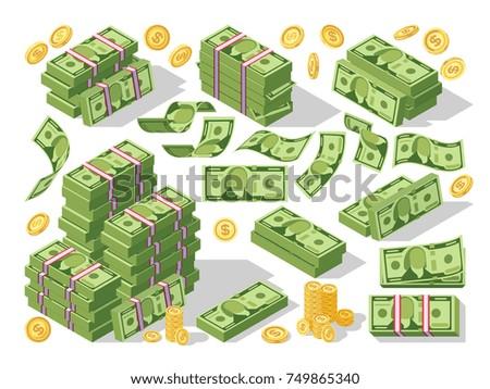 various money bills dollar cash