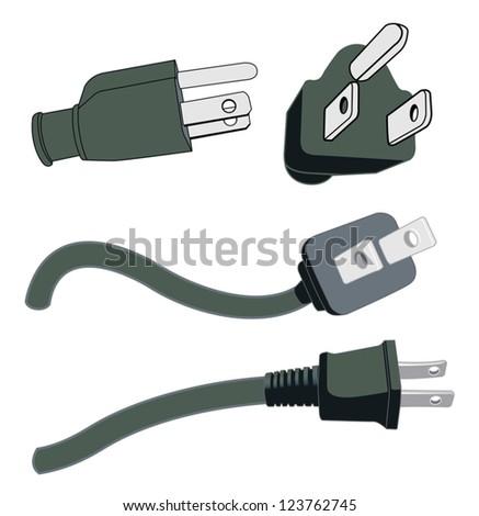Various Power Plugs