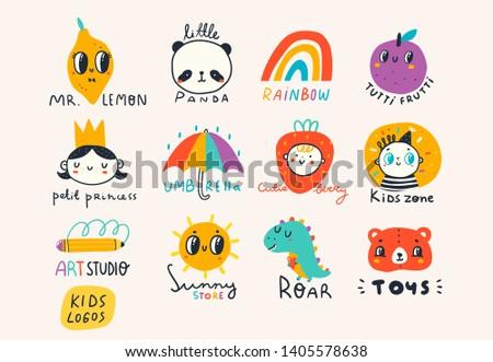 various simple  doodle