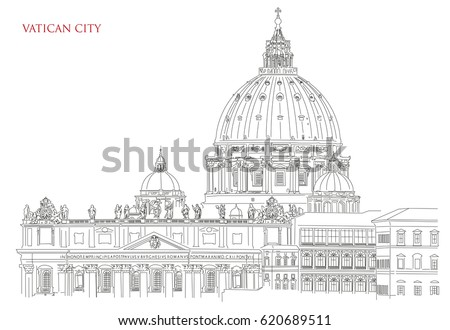 vatican minimal vector