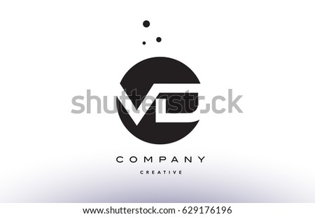 Abstract Creative Dots Logo Letter V Download Gratis Vectorkunst