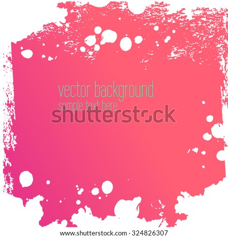 vector abstract artistic