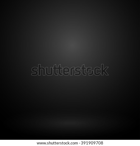 Vector abstract background. A dark room. Eps 10.