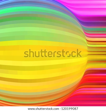 Vector abstract background. Colorful graphics abstract background.