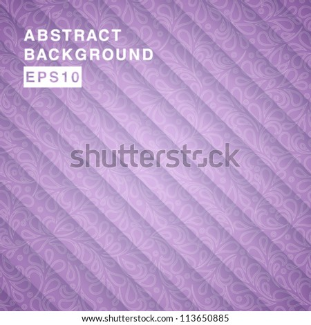 Vector abstract background for design.