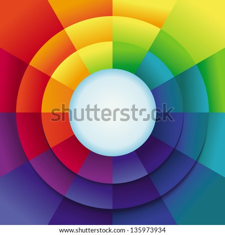 vector abstract background in