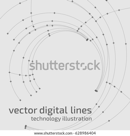 vector abstract background....