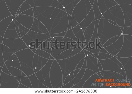 stock-vector-vector-abstract-background-overlapping-circles-eps-concept-for-your-design