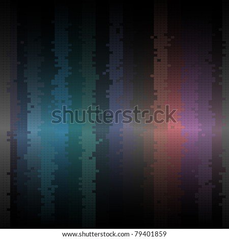Vector abstract background, pastel