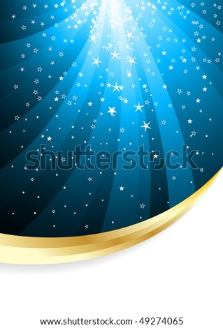gold star clipart. with star; clip-art