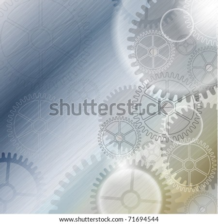 Vector Abstract Backgrounds in techno style