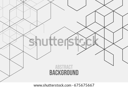 stock-vector-vector-abstract-boxes-background-modern-technology-illustration-with-square-mesh-digital
