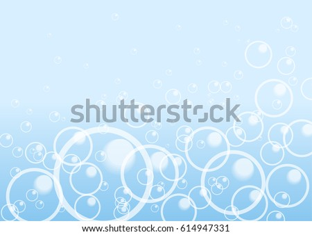 stock-vector-vector-abstract-bubbles-on-blue-background