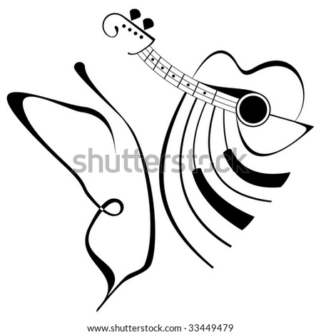 tattoo. vector. Abstract