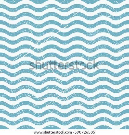 vector abstract cyan waves