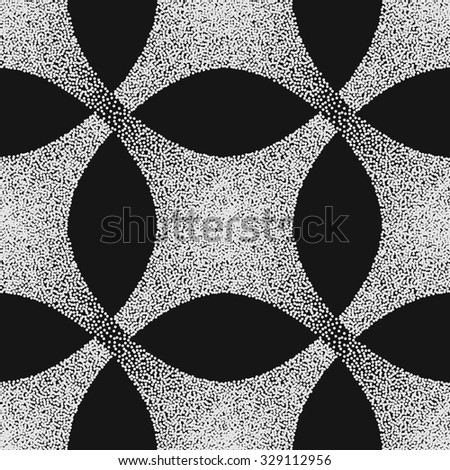 vector abstract dotted