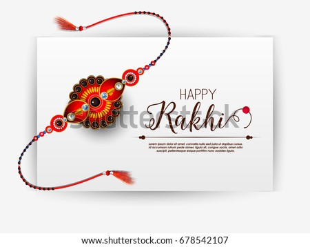 vector abstract for raksha