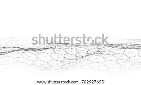 vector abstract futuristic