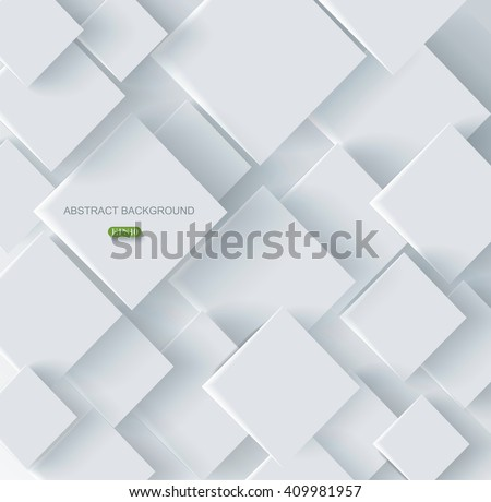 vector abstract geometric paper