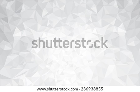 vector abstract gray  triangles
