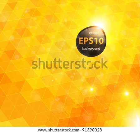 vector abstract high-tech background