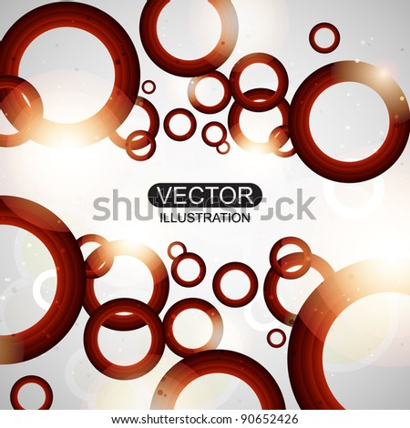 Vector abstract illustration