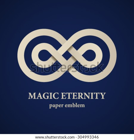 vector abstract magic eternity