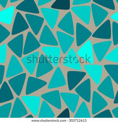 vector abstract mosaic seamless