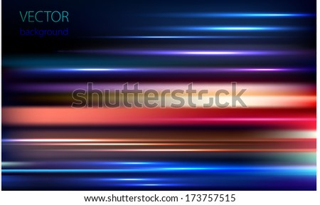 vector abstract motion blur background