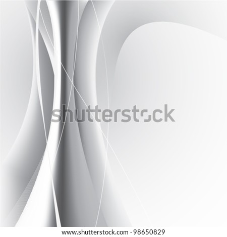 Vector abstract on a grey background