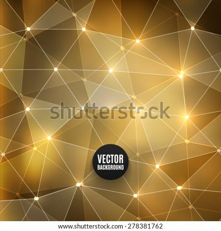 vector abstract polygon