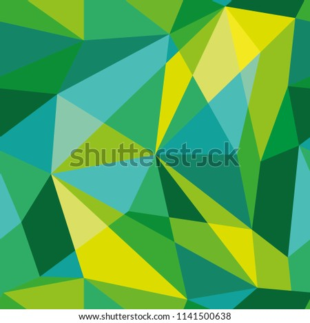 vector abstract polygonal
