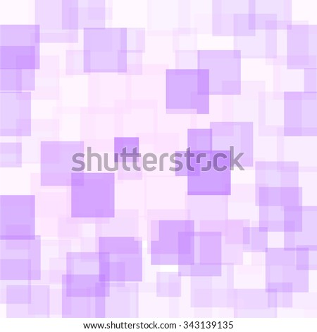 vector abstract purple squares