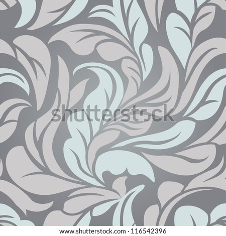 Vector abstract seamless pattern - abstract background