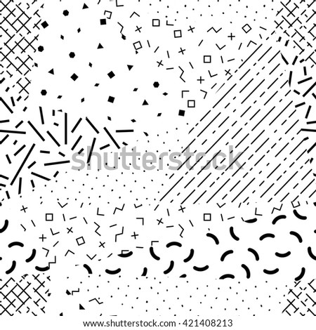 vector abstract seamless