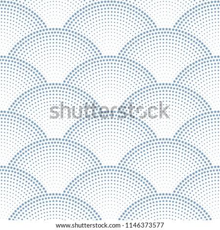 vector abstract seamless wavy