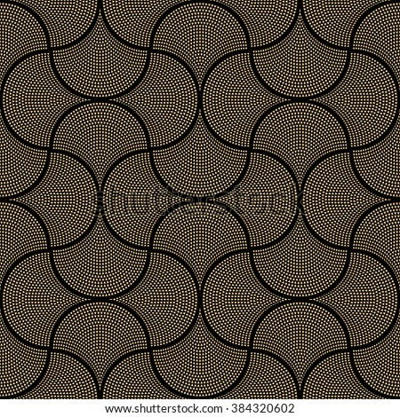 vector abstract seamless wavy