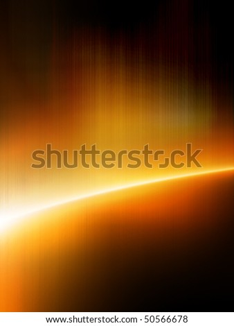 Stock Photo Vector Abstract Space Design