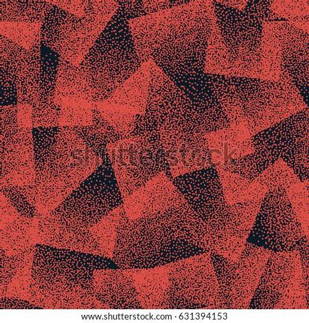 vector abstract stippled weird