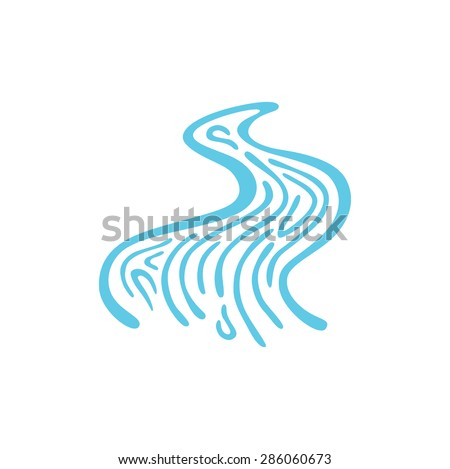 vector abstract symbol of the