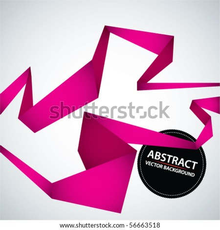 Vector abstract trendy background #56663518
