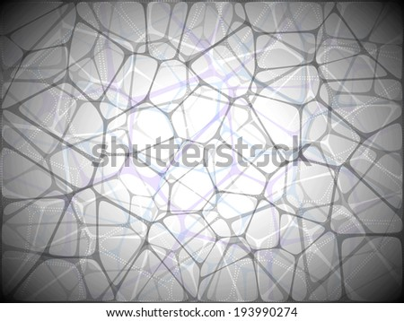 Vector abstract web background