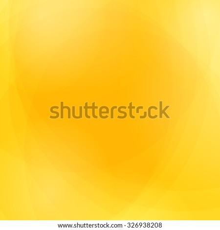 vector abstract yellow wave