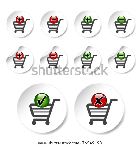 Vector add delete shopping cart item
