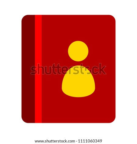 vector address book. organizer  ...