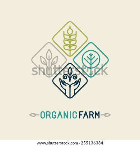 vector agriculture and organic