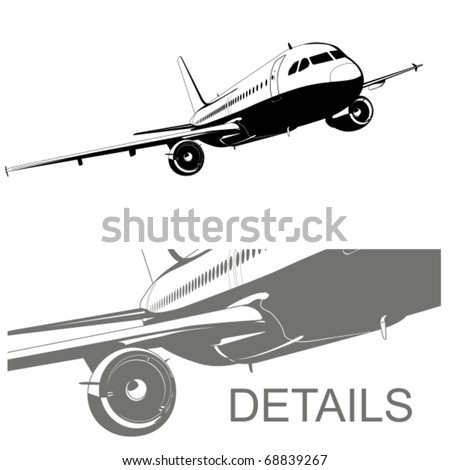 Vector airliner