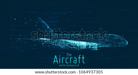 vector airliner constructed