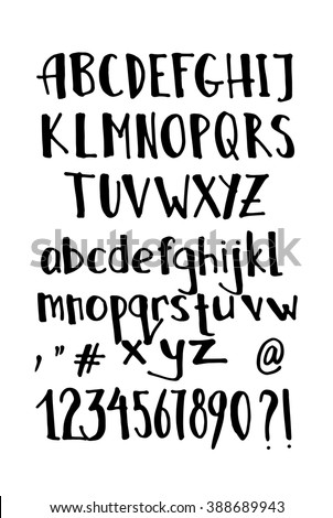 Number Names Worksheets what is lowercase and uppercase letter : Shutterstock Mobile: Royalty-Free Subscription Stock Photography ...